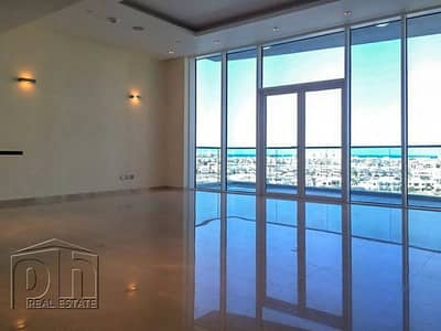2 Bedroom Flat for Sale in Palm Jumeirah, Dubai - High floor I Marina and Sea view I Modern