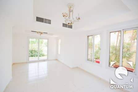 3 Bedroom Villa for Rent in The Springs, Dubai - Park Backing | 3E | Perfectly Maintained