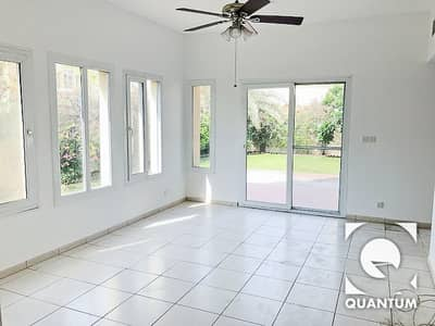 3 Bedroom Villa for Rent in The Springs, Dubai - Springs 1 | Back To Back | 1E | Vacant .