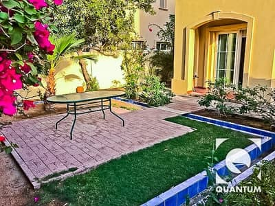2 Bedroom Villa for Rent in The Springs, Dubai - Upgraded |4E| Back To Back| With appliances