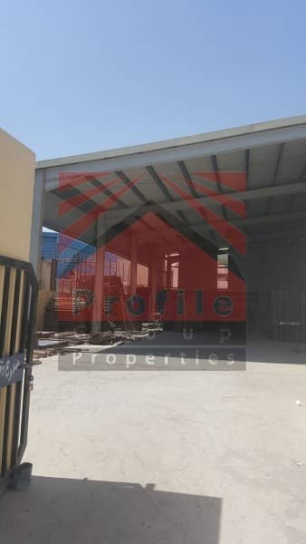 Mixed Use Land for Rent in Mussafah, Abu Dhabi - Land For Rent in Mussafah Industrial City