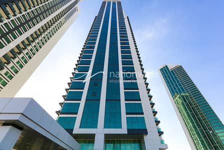 1 Bedroom Apartment for Rent in Al Reem Island, Abu Dhabi - 2 Payment! 1BR Apartment w/ Great Layout