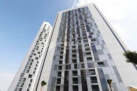1 Bedroom Apartment for Sale in Al Reem Island, Abu Dhabi - Ready To Move In 1BR Apt. in Meera Shams