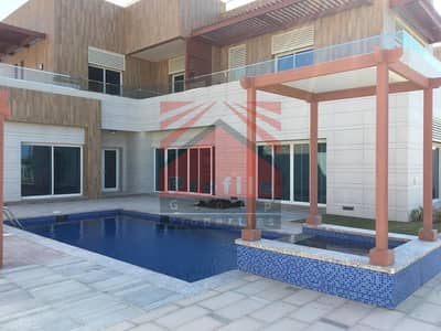 6 Bedroom Villa for Rent in The Marina, Abu Dhabi - Brand New 6 Master BR Villa for Rent
