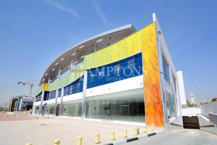 Shop for Rent in Umm Al Sheif, Dubai - Retail Space on SZR Near FGB metro