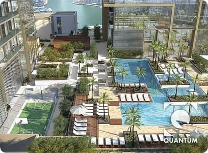 2 Bedroom Flat for Rent in Dubai Marina, Dubai - Best Building | High Floor | Gulf Facing