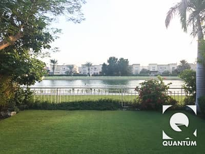 3 Bedroom Villa for Rent in The Springs, Dubai - Full Lake View |1E| Well Maintained