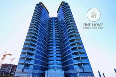 2 Bedroom Apartment for Rent in Al Reem Island, Abu Dhabi - Amazing 2BR Apartment In Sea View Tower