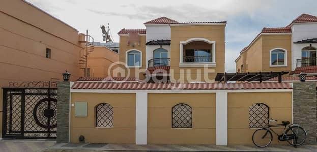 5 Bedroom Villa for Sale in Al Zahraa, Ajman - For sale Villa near Sheikh Ammar street very special location