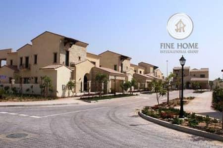 5 Bedroom Villa for Sale in Al Salam Street, Abu Dhabi - 5BR . Villa in Bloom Gardens . Abu Dhabi