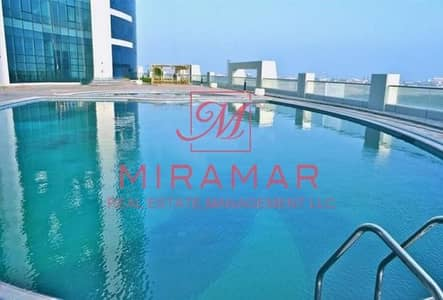 2 Bedroom Flat for Rent in Al Reem Island, Abu Dhabi - LARGE UNIT 2WITH MAID SEA VIEW HOT DEAL