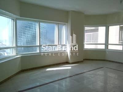 3 Bedroom Apartment for Rent in Al Khalidiyah, Abu Dhabi - 3 BEDROOM APARTMENT FOR RENT At khalidiya