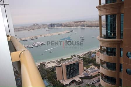 1 Bedroom Flat for Rent in Dubai Marina, Dubai - Spacious 1 bed in Elite Residence
