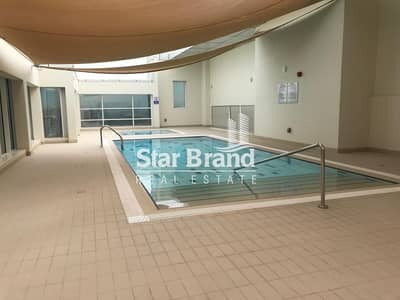 1 Bedroom Flat for Rent in Al Raha Beach, Abu Dhabi - 1 BEDROOM FOR RENT IN A NEW MUZOON BUILDING