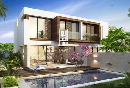 3 Bedroom Villa for Sale in DAMAC Hills (Akoya by DAMAC), Dubai - 10Yrs No Service Charge & 0% DLD fees