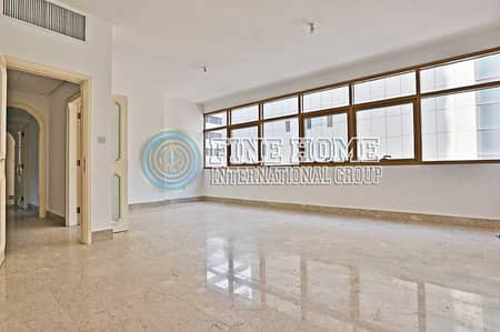 3 Bedroom Flat for Rent in Liwa Street, Abu Dhabi - 1 Month Free 3 BR Apartment