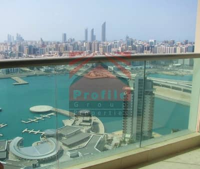 3 Bedroom Apartment for Sale in Al Reem Island, Abu Dhabi - Spacious 3 Bedroom + Maid Apartment For Sale in Marina Heights