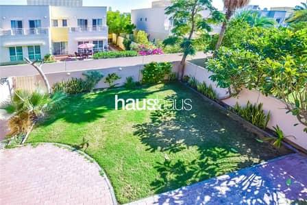 فیلا  للايجار في الينابيع، دبي - Near Park + Pool | Type  3E | Immaculate