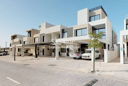 3 Bedroom Townhouse for Sale in Al Salam Street, Abu Dhabi - Vacant Great Investment Brand New 3BR Townhouse