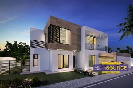 4 Bedroom Townhouse for Sale in Al Tai, Sharjah - Own Luxury Villa on very easy payment plan