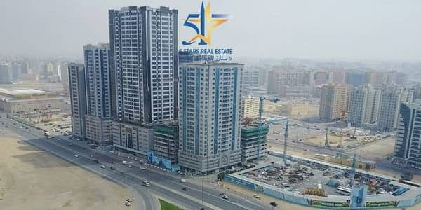 2 Bedroom Apartment for Sale in Al Nahda, Sharjah - 2 Bedroom Apt at Al Nahda for 680K Only!