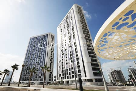 2 Bedroom Apartment for Sale in Al Reem Island, Abu Dhabi - Latest hand over 2 BR Apt in Meera Shams