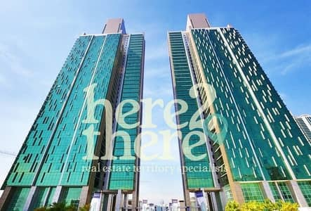 2 Bedroom Flat for Rent in Al Reem Island, Abu Dhabi - Amazing Offer Now in Mag 5! Luxurious 2+1+1 Apartment