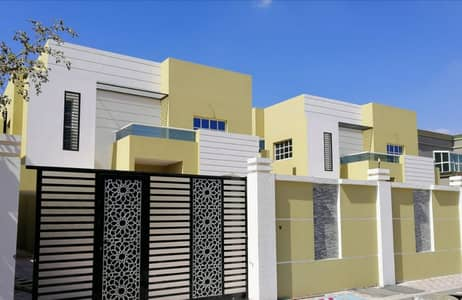 5 Bedroom Villa for Sale in Al Mowaihat, Ajman - Specious Luxurious 5 BHK 7 Bathrrom Maid Room Villa For Sale in Amazing Location