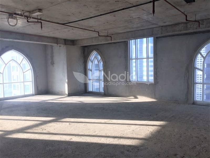 2 Full Floor   Shell & Core Office   Dome Tower   JLT