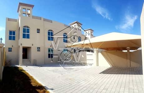 5 Bedroom Villa for Rent in Khalifa City A, Abu Dhabi - SUPER-PRIVATE ENTRANCE 5 BED VILLA W/ BACK YARD