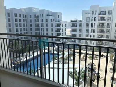 2 Bedroom Flat for Rent in Town Square, Dubai - Brand New 2BR w/ Huge Balcony |Pool View