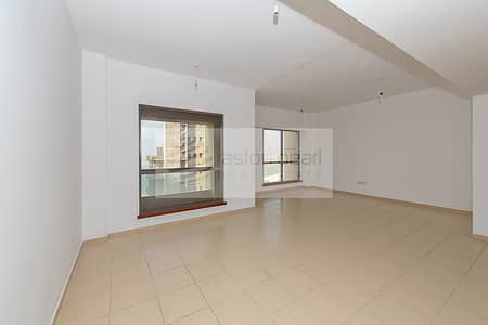 3 Bedroom Flat for Rent in Jumeirah Beach Residence (JBR), Dubai - 3 BR + Maid   Full Sea View   Vacant Now