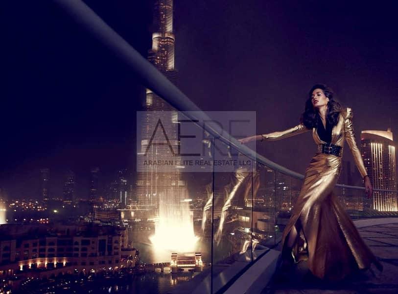 10 Facing Burj Khalifa | 3 Years Post Handover Payment Plan