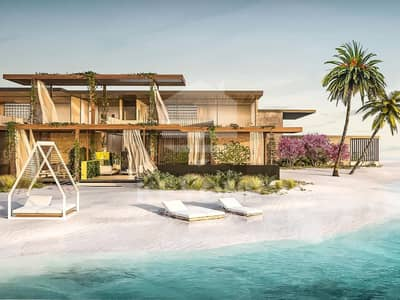 2 Bedroom Villa for Sale in The World Islands, Dubai - Ultra Luxury Water Front Chalet with ROI