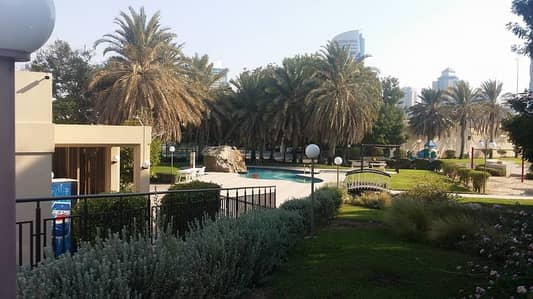 3 Bedroom Villa for Rent in Al Sufouh, Dubai - Excellent 3 BR plus study Gated compound villa with all Facilities
