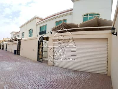 5 Bedroom Villa for Rent in Khalifa City A, Abu Dhabi - MODERN 5 MASTER BED VILLA W/PRIVATE PARKING