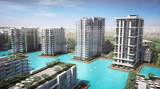 Building for Sale in Mohammad Bin Rashid City, Dubai - Freehold building+plot in the centre of Dubai. Mixed use.High ROI.