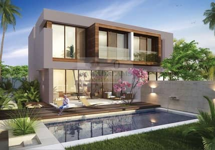 4 Bedroom Villa for Sale in DAMAC Hills (Akoya by DAMAC), Dubai - Ready to move in. 10 years free service charge. 4 BR+Maid Room.