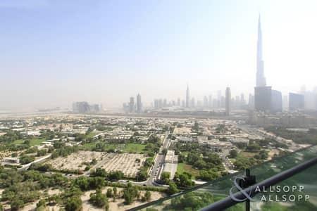 فلیٹ 2 غرفة نوم للبيع في مركز دبي المالي العالمي، دبي - Zabeel View | Two Bedroom | High Floor<BR/>