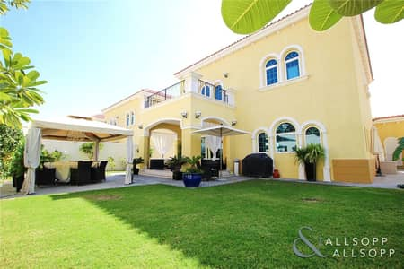 3 Bedroom Villa for Rent in Jumeirah Park, Dubai - Legacy Large | Well Maintained | Quiet Road