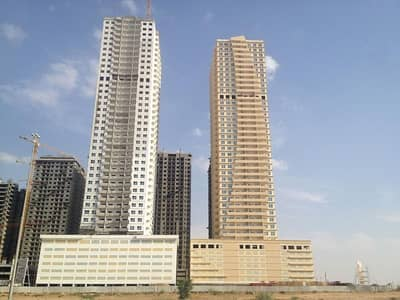 2 Bedroom Flat for Sale in Emirates City, Ajman - HOT DEAL!!! 2 BHK FOR SALE WITH PARKING IN LAVENDER TOWER