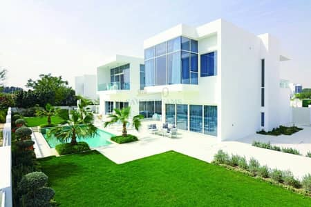 5 Bedroom Villa for Sale in Al Barari, Dubai - Ready to move in! 4 years Payment Plan! Luxury in the Green Forest