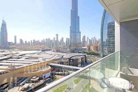 2 Bedroom Apartment for Sale in Downtown Dubai, Dubai - Vacant   Burj Khalifa View   Two Bedroom