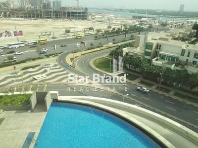 2 Bedroom Flat for Rent in Al Reem Island, Abu Dhabi - HOT OFFER! 2 BEDROOM FOR RENT IN MARINA BLUE FOR 73