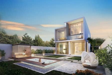 5 Bedroom Townhouse for Sale in DAMAC Hills (Akoya by DAMAC), Dubai - ZERO DLD registration fees | ZERO Service charges for 4 years!???? ???? ?????! ???? ????? ????? ? 4?????!!