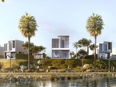 3 Bedroom Villa for Sale in DAMAC Hills (Akoya by DAMAC), Dubai - Villa with Free Services charges for 10 years!! ?????!! ???? ?? ???? ????? ????? ???? 10 ?????!!