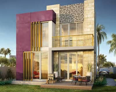 3 Bedroom Townhouse for Sale in Akoya Oxygen, Dubai - . Cavalli designed Villas on Golf Cluster!3 bedroom