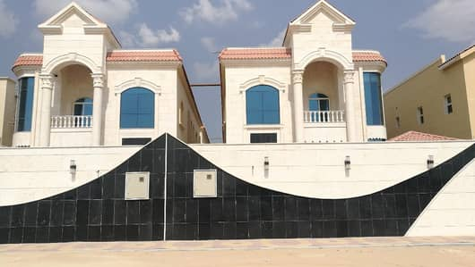 5 Bedroom Villa for Sale in Al Mowaihat, Ajman - Villa for sale luxury classic design with unlimited banking convenience