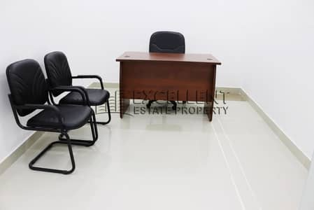 Office for Rent in Corniche Area, Abu Dhabi - Gorgeous Semi Fitted  Office in Corniche