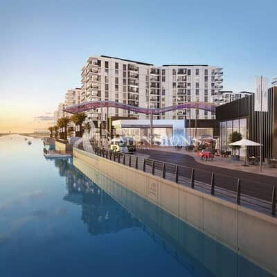 2 Bedroom Apartment for Sale in Yas Island, Abu Dhabi - 2 Bedroom in the Main Building in Yas island with Nice View